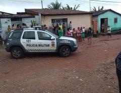 Em São Gonçalo do Amarante um homem foi executado a tiros e uma testemunha foi levada pelos criminosos