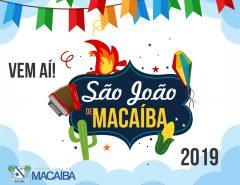 Macaíba realizará uma das maiores festas juninas do RN