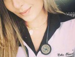 Estudante de Veterinária morre em capotamento de veículo em Patos-PB