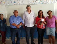 Macaíba é referência para modernização do Programa do Leite no RN