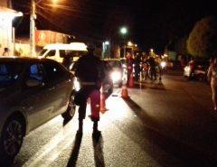 Lei Seca autua quase 100 motoristas por embriaguez ao volante em Mossoró