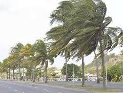 Marinha alerta de ventos fortes no litoral do RN