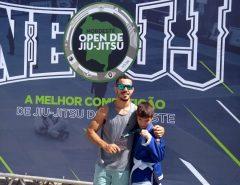 Estudante da rede pública de Macaíba conquista 3º lugar em campeonato regional de jiu-jitsu
