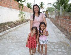 Macaíba: Riacho do Sangue ganha novas obras de pavimentação; inauguração ocorreu hoje (18)