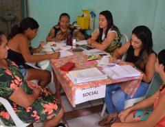Semtas Macaíba atende mais de 100 famílias em ação realizada na região de Lagoa do Lima
