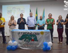 Em Macaíba, agentes de saúde e endemias recebem novos equipamentos e uniformes de trabalho