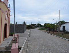 Macaíba: Prefeito Fernando Cunha e vereadores inauguram mais uma importante obra de pavimentação