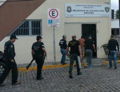 Em Macaíba, Polícia Civil resgata vítima de sequestro relâmpago
