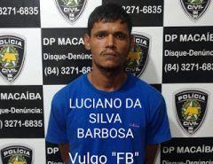 Caso do Frentista Morto no Posto: Polícia Civil prende homem por homicídio e tentativa de homicídio em Macaíba
