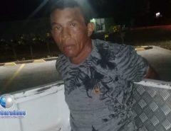 Ação conjunta das Polícias Militar e Civil prende suspeito de estuprar adolescente de 14 anos em Caraúbas, RN