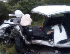 Em Natal, bandido rouba táxi e morre após se envolver em acidente na BR-304