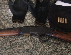 Operação da PM prende suspeito e apreende rifle, munição de fuzil em Mossoró..