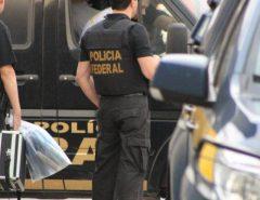 PF PRENDE QUATRO SUSPEITOS DE INVADIR TELEFONE DE MINISTRO SÉRGIO MORO