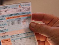 Aneel divulga taxa bandeira vermelha 1 para mês de agosto