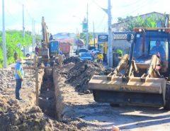 Macaíba: Caern começará a recuperação do asfalto danificado para execução de saneamento básico