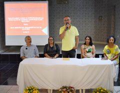 Prefeitura de Macaíba e UFRN promovem capacitação sobre a EJA
