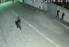 Grupo armado faz arrastão em casa de coordenador do Sindicato dos Vigilantes