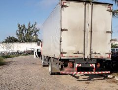 Quadrilha é presa em Pernambuco com carga de produtos eletrônicos roubada no RN.