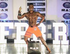 Macaibense conquista bicampeonato estadual de fisiculturismo
