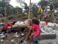 Trinta famílias são retiradas de área de proteção ambiental