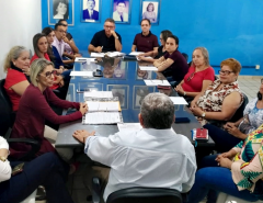 Em Macaíba, Conselho dos Direitos do Idoso empossa novos conselheiros