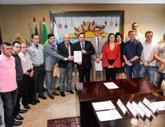 Governo Fátima envia projeto que aumenta salários da PM em 23%