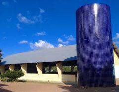 Quadra coberta do Vilar será inaugurada na próxima quarta-feira (11)