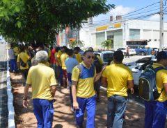 Funcionários deflagram greve, e Correios paralisam atividades no RN