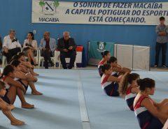 Secretária Nacional dos Direitos da Criança e do Adolescente conhece Vila Olímpica de Macaíba