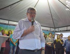 Macaíba: Quadra poliesportiva coberta do Vilar é inaugurada