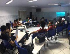 Macaíba: Projeto de pesquisa da EAJ envolve literatura, debate e reflexão