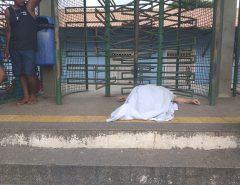 Idosa de 82 anos passa mal e morre em Estação de Trem de Ceará-Mirim