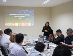 CONECITI discute Parque Tecnológico e Seminário de Inovação