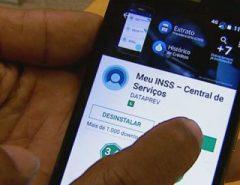 Prova de vida do INSS poderá ser feita pelo celular