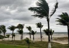 Marinha do Brasil alerta para ventos de até 60 km/h do RN ao Maranhão.