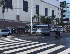Novo semáforo recém estalado foi desativado