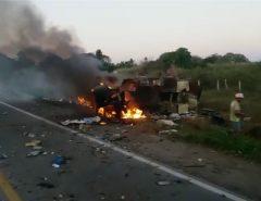 Mandante de explosão a carro-forte em Bom Jesus é um dos mortos em confronto na Grande Natal, diz Polícia Civil