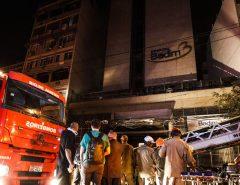 Incêndio em hospital no Rio deixa pelo menos dez mortos.