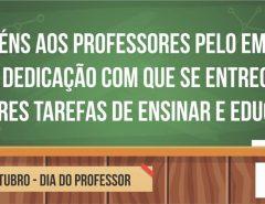 Mensagem do Dia do Professor