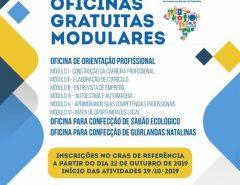 Qualificação: Prefeitura de Macaíba realiza inscrições para oficinas gratuitas modulares a partir desta terça (22/10)