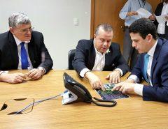 Macaíba recebe R$ 410 mil de emenda parlamente destina pelo então deputado Rogério Marinho