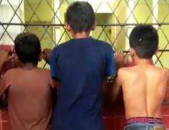 DOIS ADOLESCENTES E UMA CRIANÇA SÃO APREENDIDOS APÓS FURTO EM RESIDÊNCIA EM MOSSORÓ