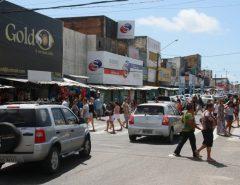 Estacionamento precário afasta clientela e preocupa empresários no Alecrim