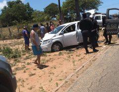 Três bandidos morreram em confronto com a polícia