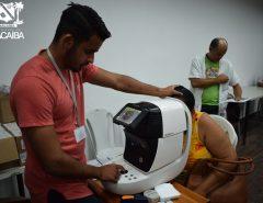 Novo mutirão da Prefeitura de Macaíba contra o glaucoma atende mais de 540 pacientes