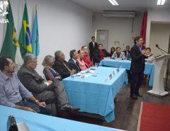 No Dia do Professor, prefeito prestigia entrega de títulos e comendas da Câmara Municipal de Macaíba