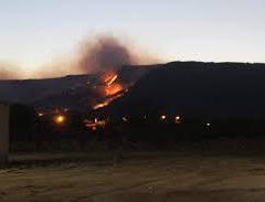 Incêndios florestais provocam decreto de situação de emergência