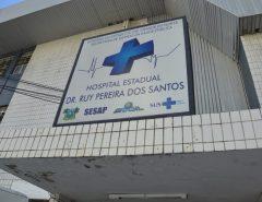 Sindsaúde convoca ato em defesa do Hospital Ruy Pereira