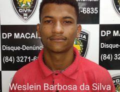 Polícia Civil prende três pessoas por roubo em Macaíba