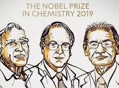 Nobel de Química é de três cientistas que criaram bateria para celular